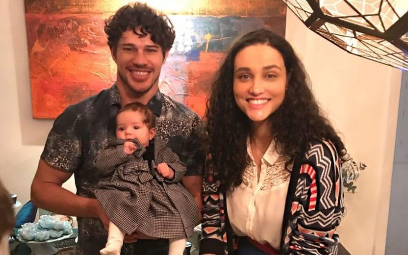 José Loreto e Débora Nascimento voltaram