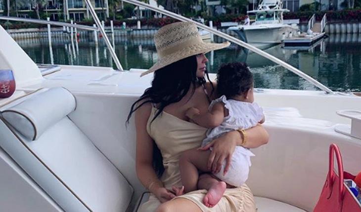 segunda gravidez de Kylie Jenner