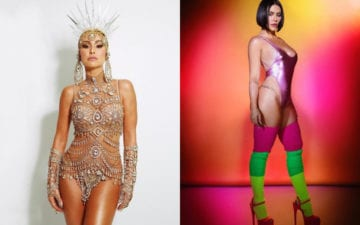 Vem ver os looks babado que as famosas escolheram no Carnaval 2019
