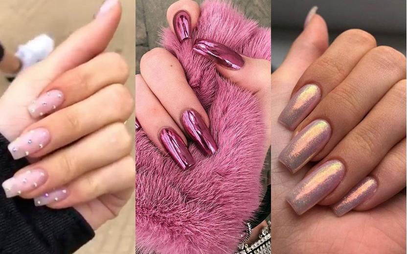 unhas da Kylie