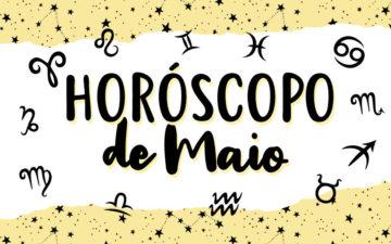 Horóscopo de Maio
