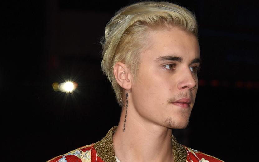 nova música de Justin Bieber