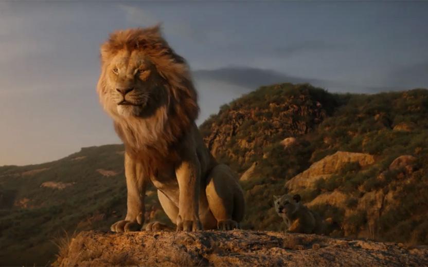 trailer completo de O Rei Leão