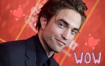 Robert Pattinson fala sobre crepúsculo