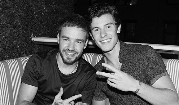 Liam Payne no Villa Mix