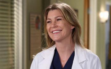 nova temporada de Grey's Anatomy