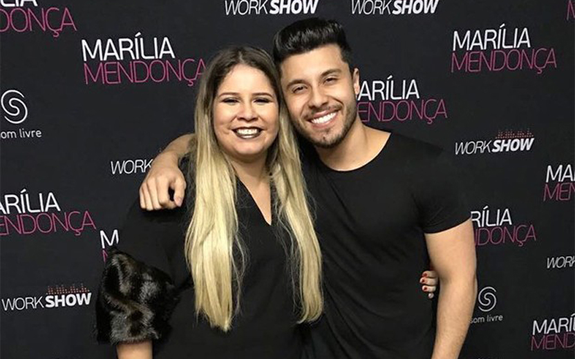 Marília Mendonça no Twitter