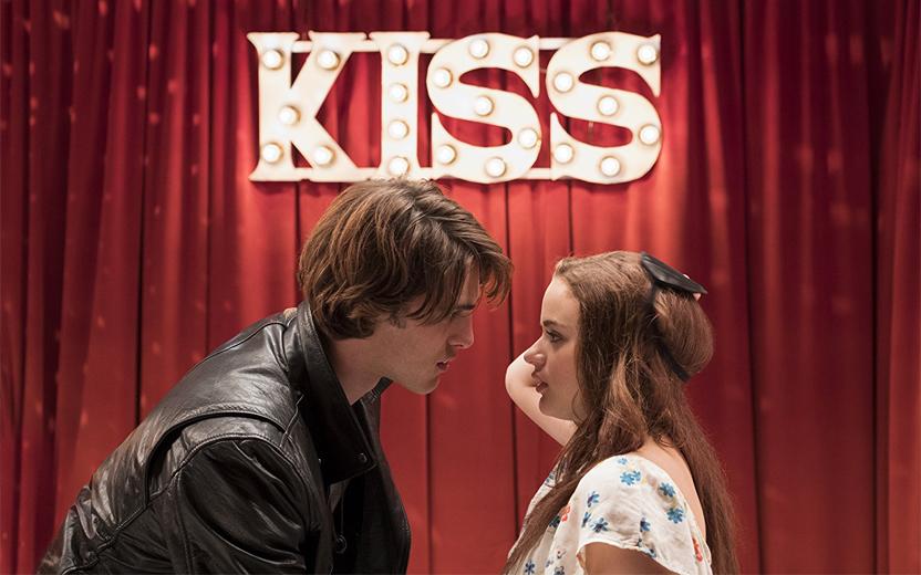 personagens da Barraca do Beijo