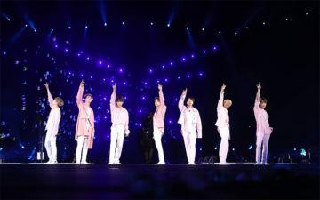 show do BTS no Brasil
