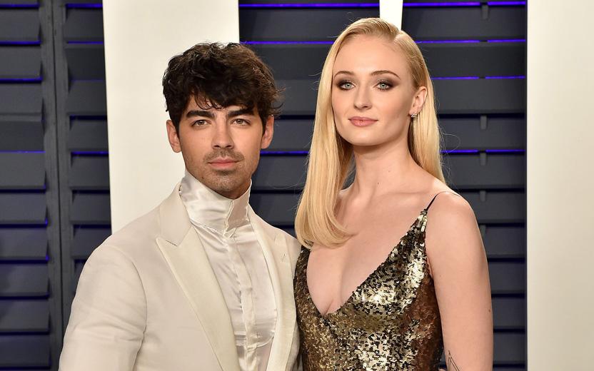 casamentode Joe Jonas com Sophia Turner