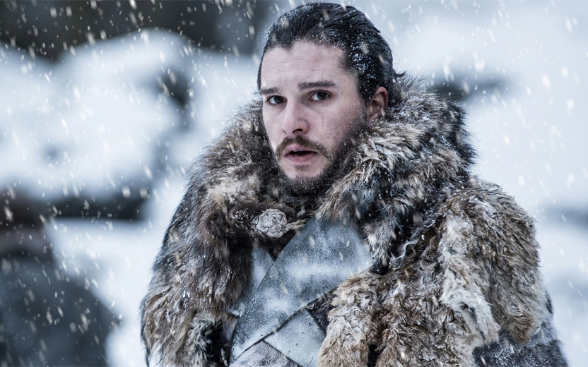 Kit Harington está internado