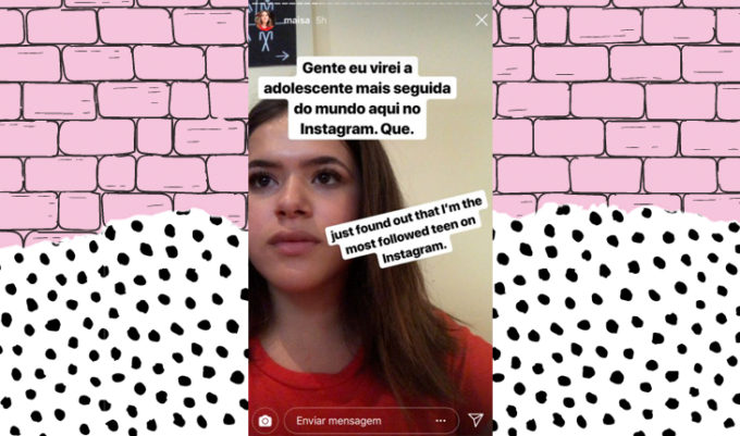 adolescente mais seguida do instagram