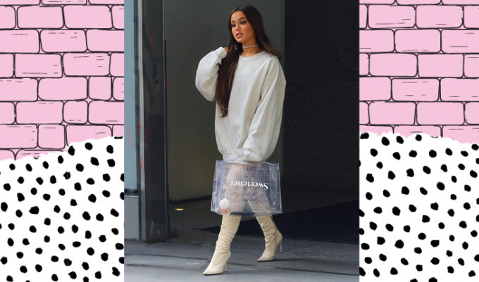 Ariana Grande é processada