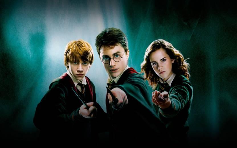 reunião de Harry Potter