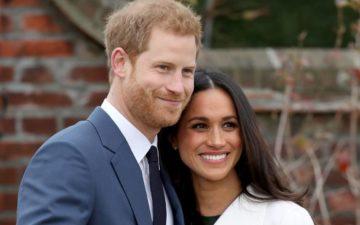 Meghan Markle levou um puxão de orelha do Príncipe Harry