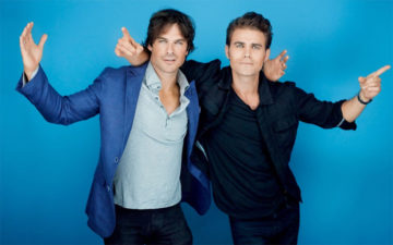 spin-off de The Vampire Diaries