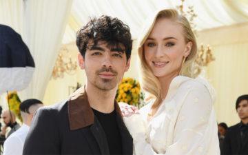 Joe Jonas e Sophia