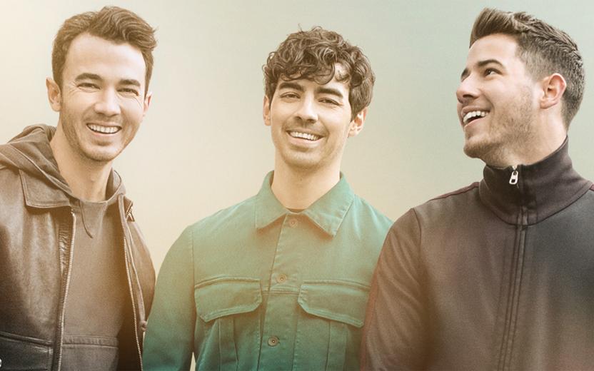 novo álbum do Jonas Brothers
