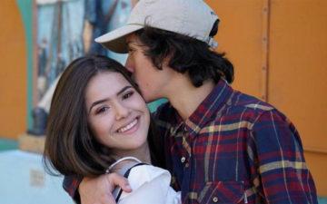 Maisa Silva e Nicholas