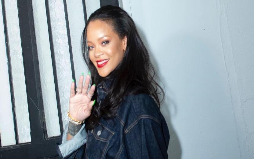 Rihanna fala sobre namoro