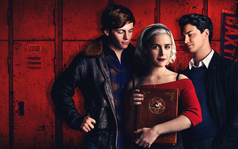 terceira temporada de Sabrina