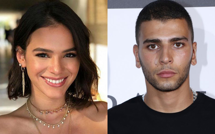 Bruna Marquezine e Younes Bendjima