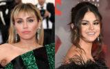 Miley Cyrus e Selena Gomez