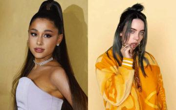 Ariana Grande e Billie Eilish