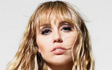Miley Cyrus no VMA