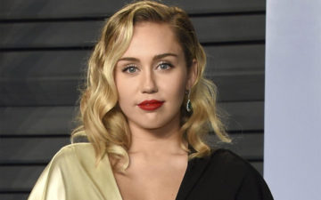 irmã de Miley Cyrus