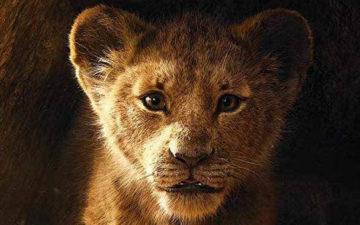 Simba do Rei Leão