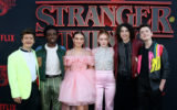 quem você seria em Stranger Things