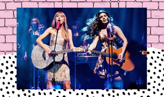 turnê da Taylor Swift
