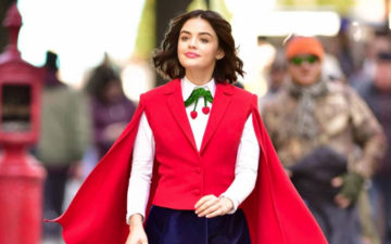 Lucy Hale no spin-off de Riverdale