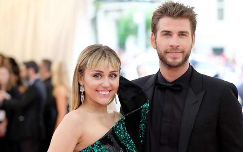 separação de Liam Hemsworth e Miley Cyrus