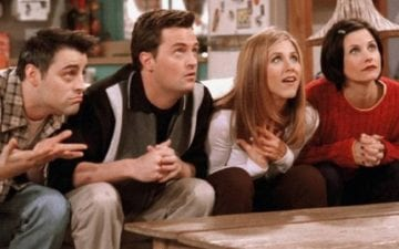 aplicativo de friends