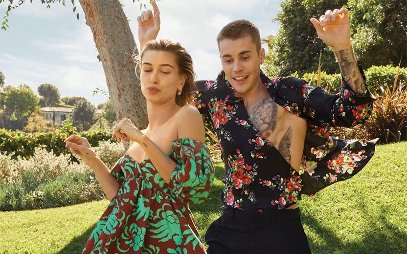 casamento do Justin Bieber e Hailey Bieber