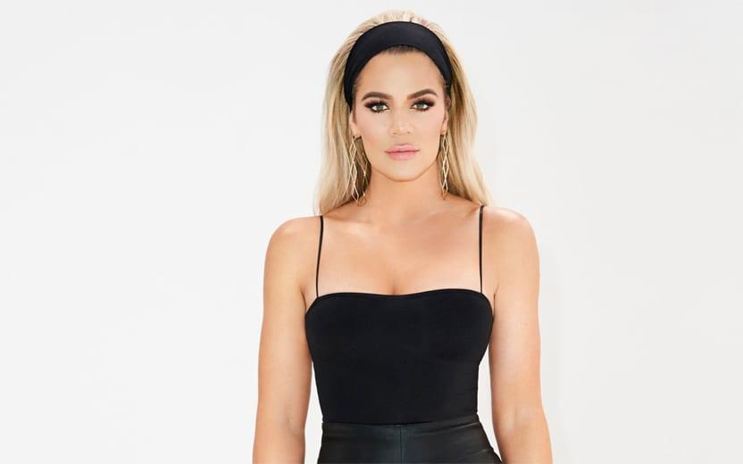 plástica da Khloé Kardashian