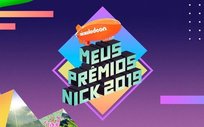 Finalistas dos Meus Prêmios Nick 2019