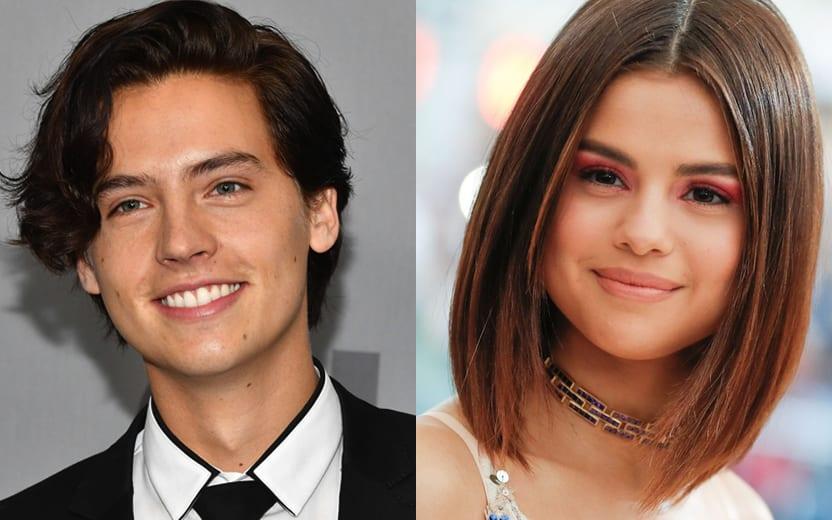 Selena Gomez e Cole Sprouse