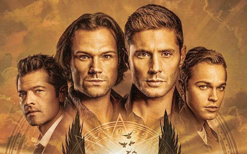 fim de supernatural
