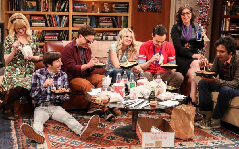 The Big Bang Theory vai voltar