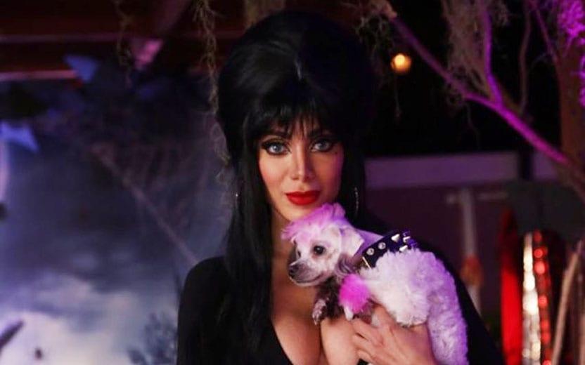 Festa de Halloween da Anitta