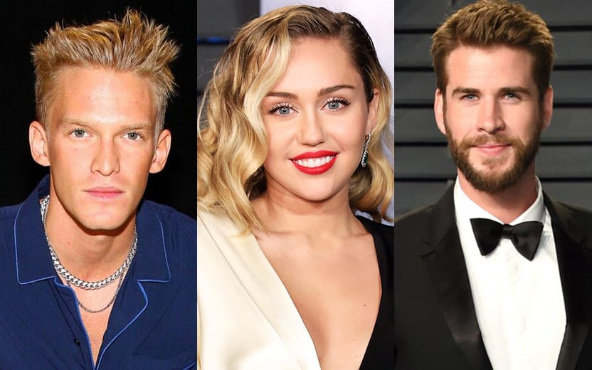 Miley Cyrus e Cody Simpson