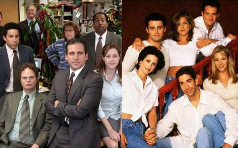 The Office e Friends