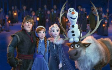 trailer de Frozen