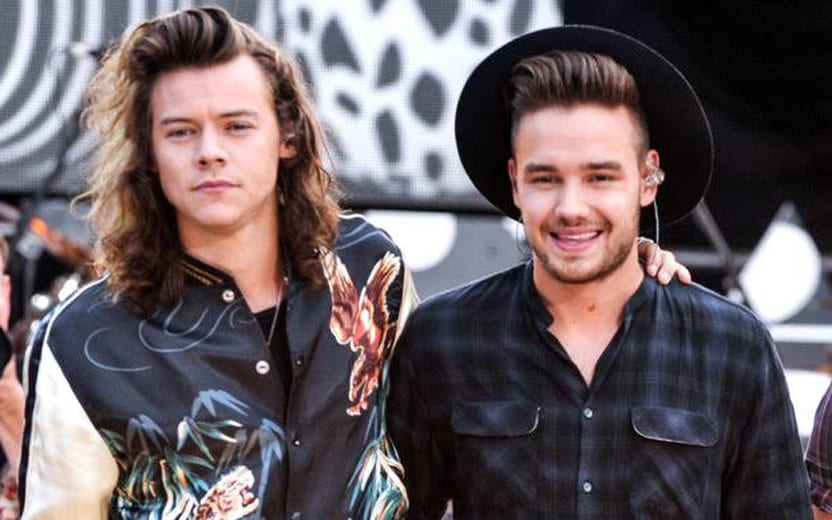 Liam Payne e Harry Styles