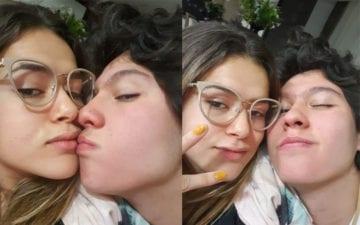 namoro de Maisa e Nicolas