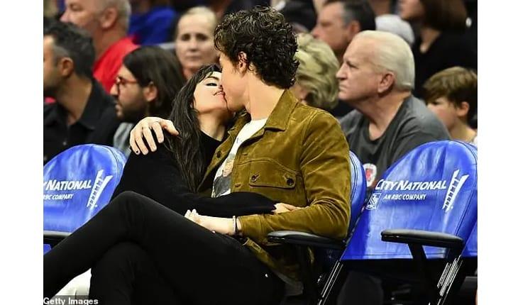 Camila Cabello e Shawn Mendes juntos