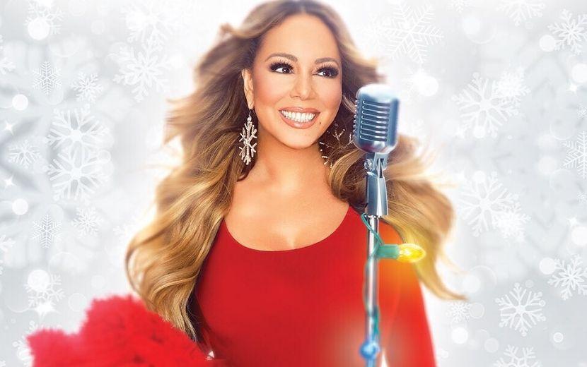 Será? Mariah Carey dá dica de novo feat de Natal com Ariana Grande e Jennifer Hudson